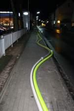 Feuerwehr/131542/schlauchbahnen-waehrend-dem-hochwassereinsatz-in-kellinghusen Schlauchbahnen während dem Hochwassereinsatz in Kellinghusen am 06.02.2011