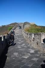 Peking/130827/chinesische-mauer-14102010 Chinesische Mauer 14.10.2010