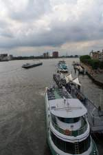 Rotterdam/152427/hafen-von-rotterdam-27072011 Hafen von Rotterdam 27.07.2011