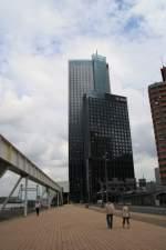 Rotterdam/152444/hochhaeuser-am-hafen-von-rotterdam-27072011 Hochhäuser am Hafen von Rotterdam 27.07.2011